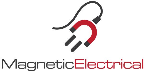 Magnetic Electrical and Property Services Logo